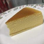 リープリング - 焼きチーズスフレ