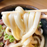溜 - 極太麺