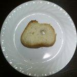 """ベーカリーショップ Le repas - BAKERY & CAFE""""Le repas""""吉祥寺店「パリジャン」のカット断面"""