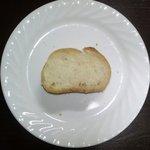 """ベーカリーショップ Le repas - BAKERY & CAFE""""Le repas""""吉祥寺店「バタール」のカット断面"""