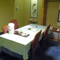 佐久ホテル-おひとり様でも個室です