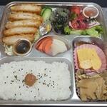 ちょっ蔵食堂 - 料理写真:特製弁当 1,500円