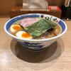 つじ田 - 料理写真:濃厚味玉ラーメン