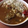 ヤドカリー - 料理写真:牛すじカレー