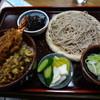 元禄 - 料理写真:ミニ天丼セット:750円
