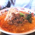 中国レストラン 雪園 - 料理写真:担々麺