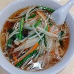 Ichiraku - 丹沢もやしの横浜サンマー麺