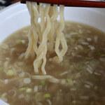 来夢来人 - 料理写真:和風つけ麺