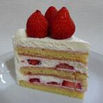 130116688 - 苺のショートケーキ・ブラン650円
