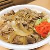 大昌園 - 料理写真:牛丼(大盛)