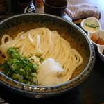 13012059 - 海鮮丼セット(生醤油うどん)