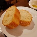 Italian Portone - パン( ゚Д゚)激ウマー