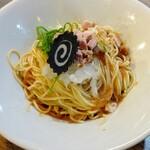 ラァメン コハク - 料理写真:桜えびの和え玉