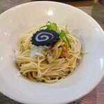 ラァメン コハク - 料理写真:あさりの和え玉