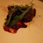 ヴィラッツァ - お肉料理