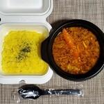 スープカレーハウスしっぽ - 料理写真:〝テイクアウト〟キーマカレー