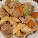 13013167 - 八宝菜(サービスセット980円)