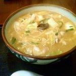 ばんび亭 - 野菜ミソラーメン(¥850)