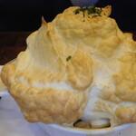 星乃珈琲店 - 料理写真:窯焼きスフレドリア