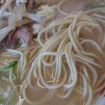 130139339 - 中細のストレート麺
