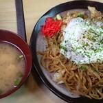 天神橋 - ミックス(卵のせ)