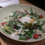 13014484 - 半熟卵のせシーザーサラダ
