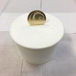 アトリエコータ - グラスチーズムース 560円(税込)