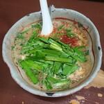 元祖辛麺 東風屋 - 辛麺 八辛
