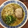 太平楽 - 料理写真:『ラーメン   四◯◯円なり』