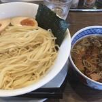 中華そば コヨシ - 味たまつけ麺(1,000円税込)