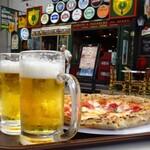 130144103 - 生ビール&ピザ