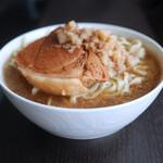 俺の生きる道 - 料理写真:夢のラーメン 宅麺