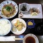 和洋料理 ゆめや - 和定食1¥850 この内容でこの値段ですよ♪