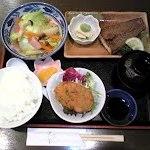 和洋料理 ゆめや - 和定食2¥850