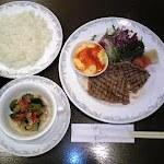 和洋料理 ゆめや - 洋定食1¥850 この内容でこの値段ですよ♪
