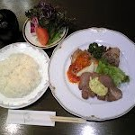 和洋料理 ゆめや - 洋定食2¥850