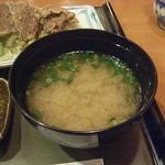 HATSUMOMIJI - 味噌汁