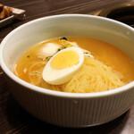焼肉処 東風 - 冷麺⋆*