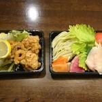 よね蔵 - 料理写真:家飲みセット 1000円