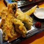 鮨 ひでぞう - 鰯の天ぷら