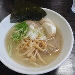 麺好き うるふ - 料理写真:鯛しお 750円(税込)