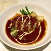 びもん - 料理写真:黒毛和牛煮込みハンバーグ