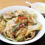 台湾料理 福ちゃん食堂 - 料理写真:中華飯