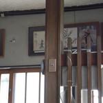 甘味喫茶 塩川 - サインなんかもあります