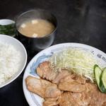 中華料理 丸福 - 料理写真: