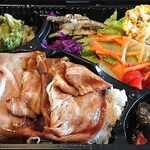 Italian Kitchen VANSAN - Italian Kitchen VANSAN 西葛西店 ローストポーク弁当 税込1,000円
