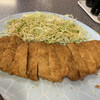 とんかつ大将 - 料理写真:とんかつ 中サイズ