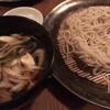 Sobabasai - 料理写真:鴨せいろそば
