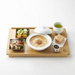 茶寮つぼ市製茶本舗 - お茶料理と茶粥の一期一会ハーフサイズセット