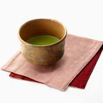 茶寮つぼ市製茶本舗 - ドリンク写真:抹茶〔堺の昔〕